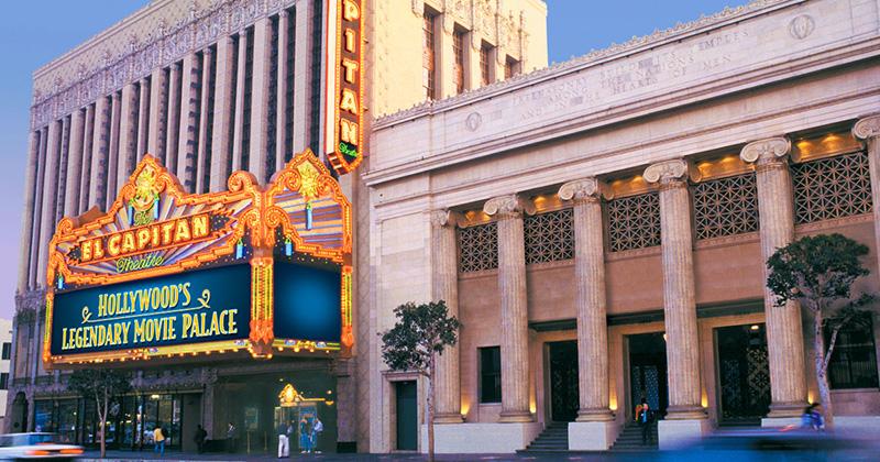 El Capitan Theatre. Supplied.