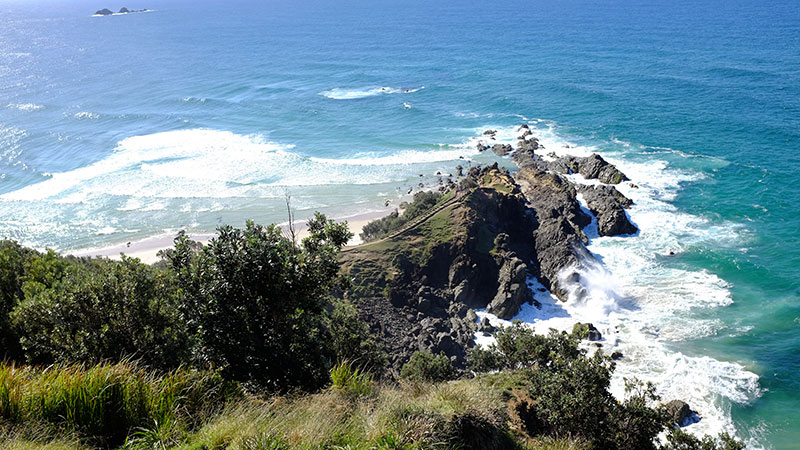 Cape Byron. Credit: Chris Ashton