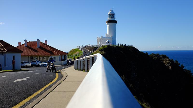 Byron Bay Lighthouse. Credit: Chris Ashton