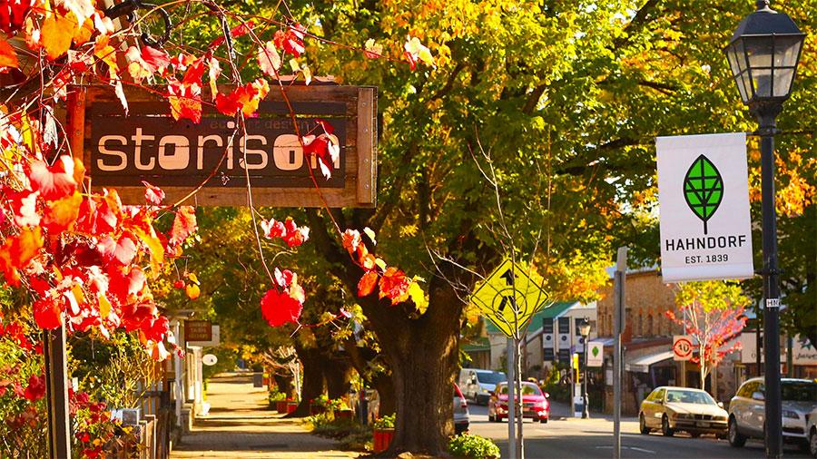 Hahndorf. Credit: South Australia Tourism Commission
