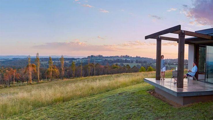 Borrodell Estate. Credit: Destination NSW