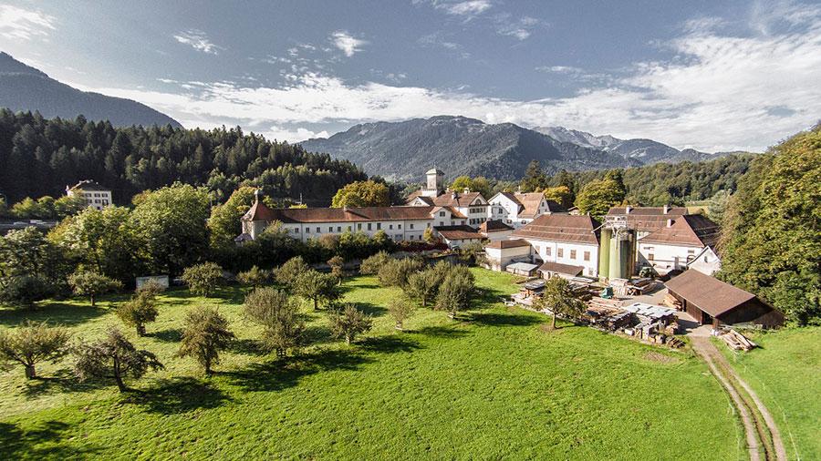 Credit: Reichenau Castle