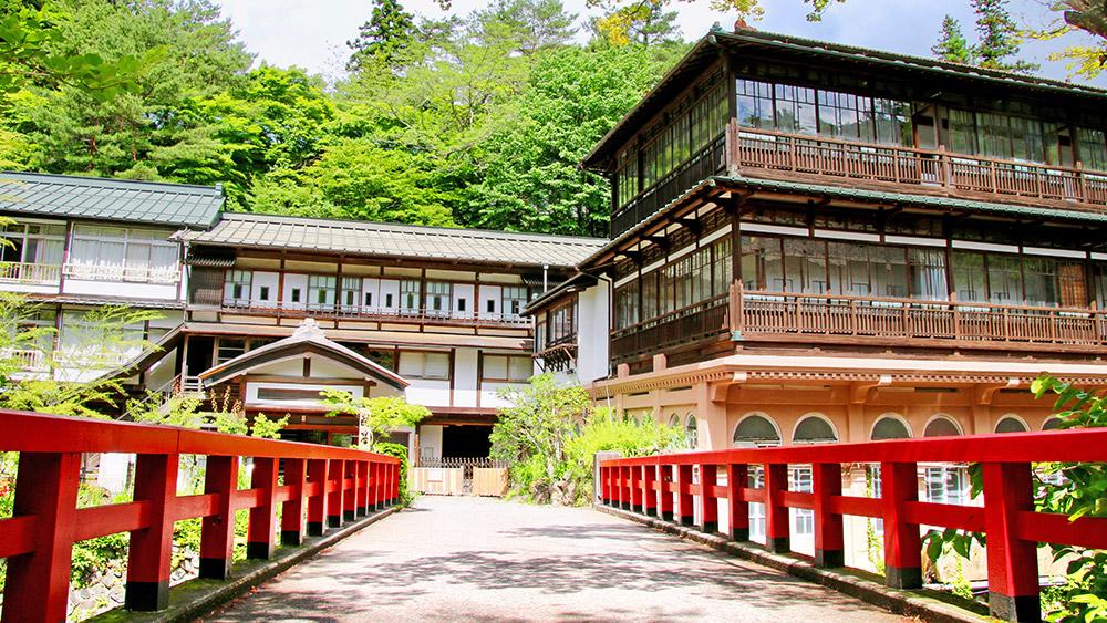 Sekizenkan Ryokan, Shima Onsen, Japan