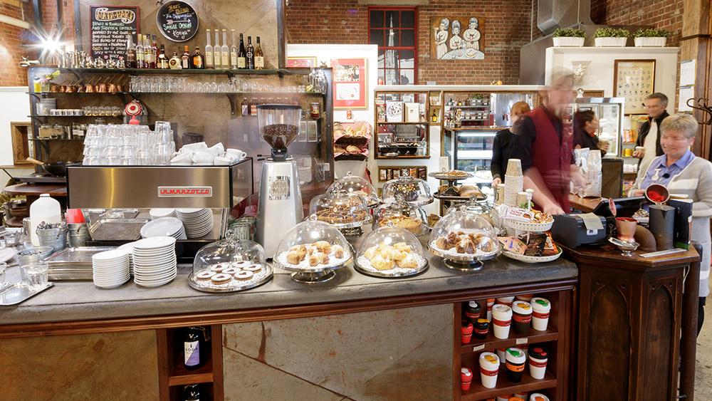 Das Kaffeehaus in Castlemaine, VIC. Credit; Coffee Basics