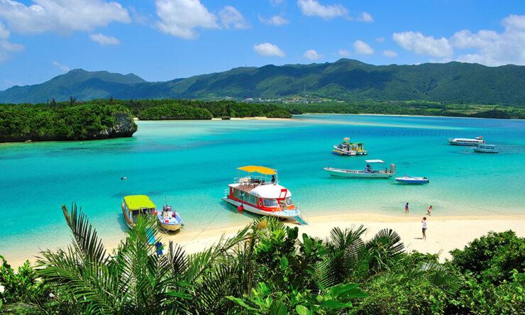 Ishigaki, Okinawa, Japan. Shutterstock.