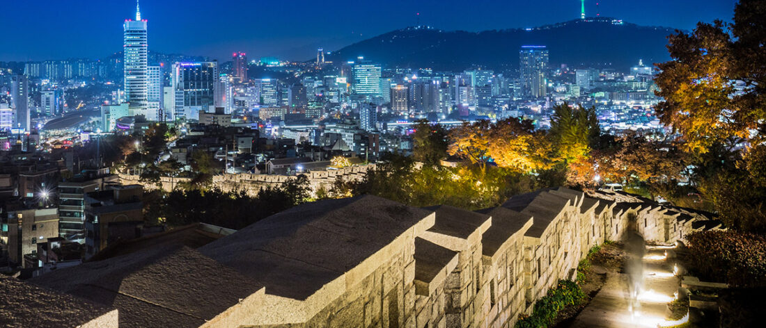 City Above the City Wall Credit: Lim Young-rok / Korea Tourism Organization