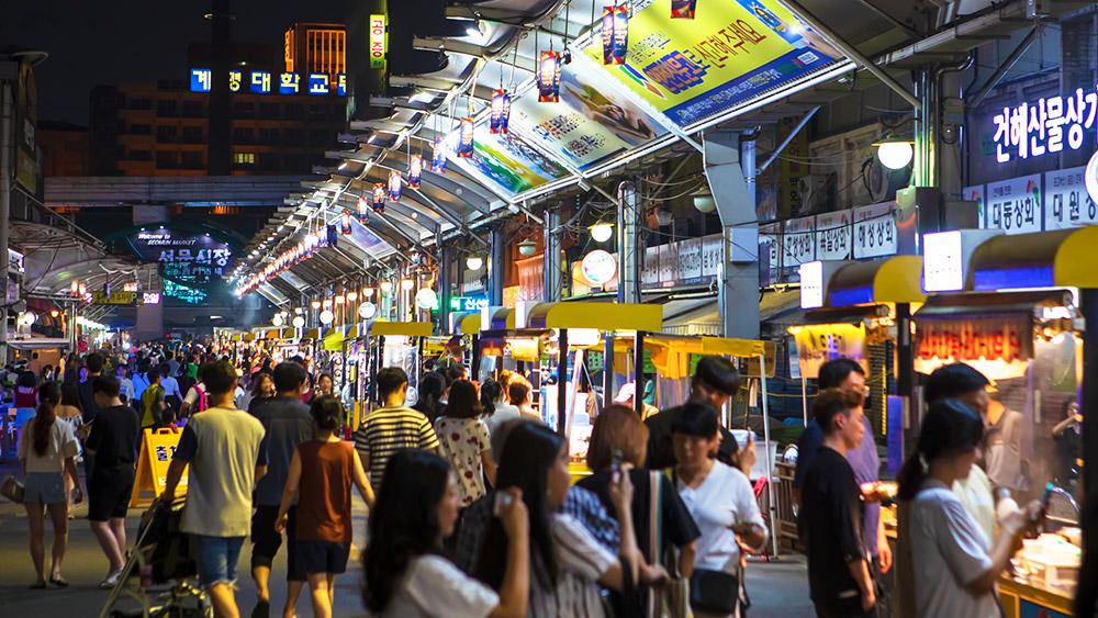 Seomun Market. Credit: Kim Jiho / Korea Tourism Organization