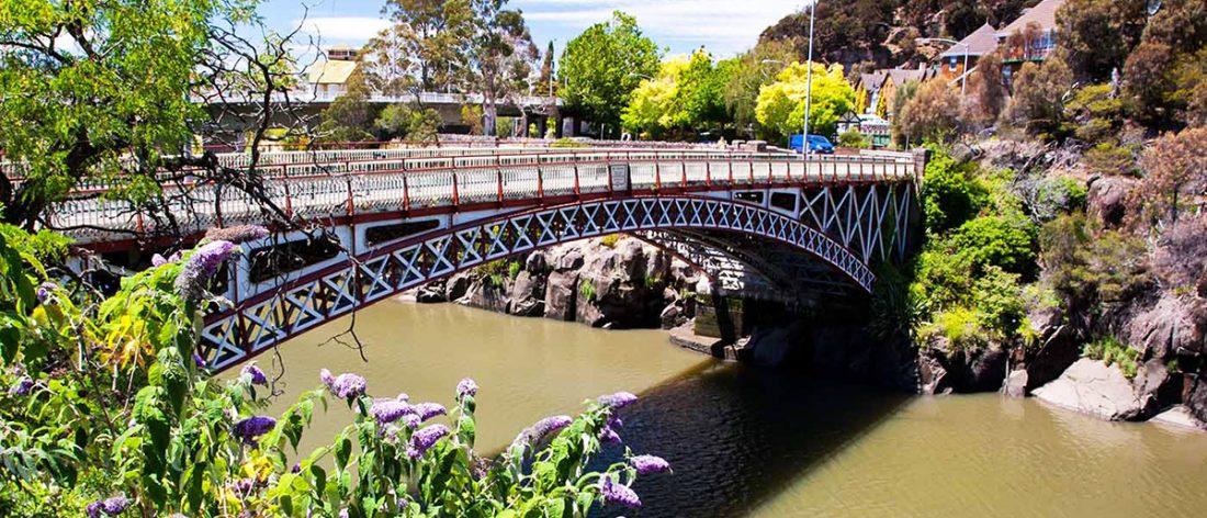 King's Bridge, Launceston