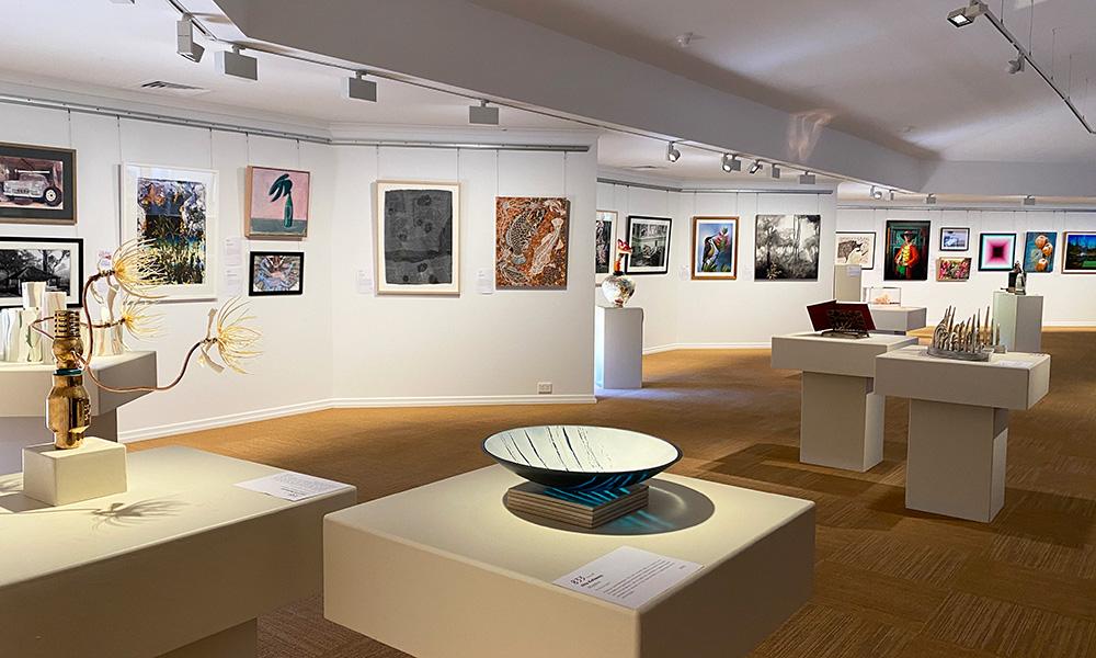Stanthorpe Regional Art Gallery. Credit: Chris Ashton