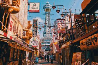 Osaka, Japan. Credit: Nomadic Julien/Unsplash.