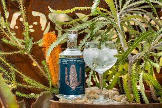Ad Crescendum var. Flosferam gin and tonic. Credit: Mode Imagery