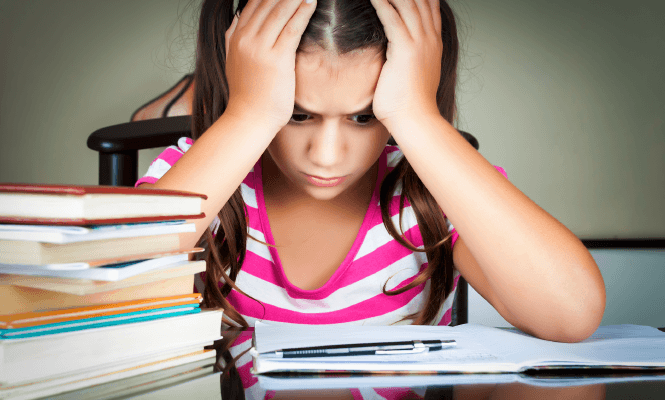 Does your child forget to do their homework?