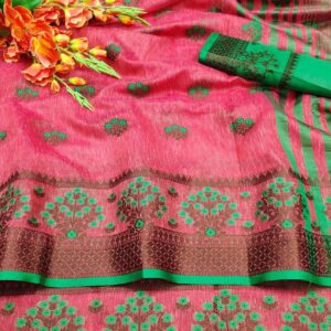 Cotton_Crape_Saree_Online_Shopping_Cotton_Candy_vatika_fabrics_4