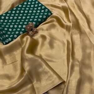 Georgette_Sarees_Online_Shopping_Pure_Gold_1