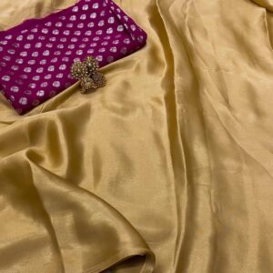 Georgette_Sarees_Online_Shopping_Pure_Gold_5