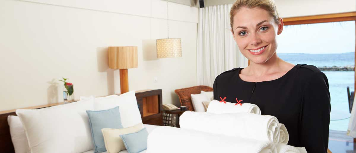 White Glove Laundry - Commercial laundry service for Inns