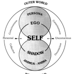 Figure 1. Jung's Model of the Psyche.