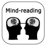 Figure 2. Mind reading.