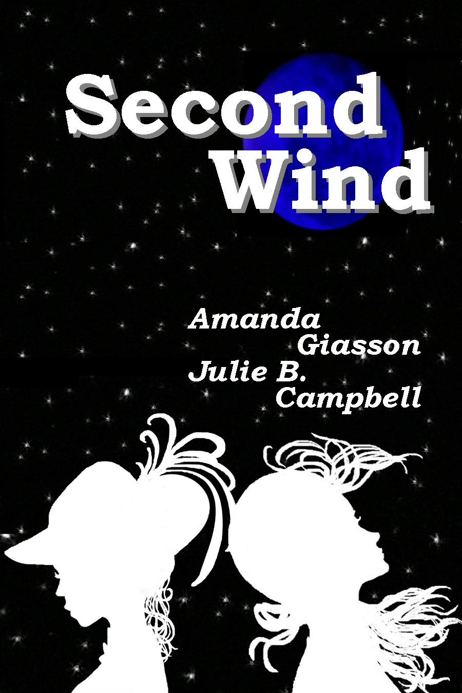 Second Wind book cover - Perspective series 2