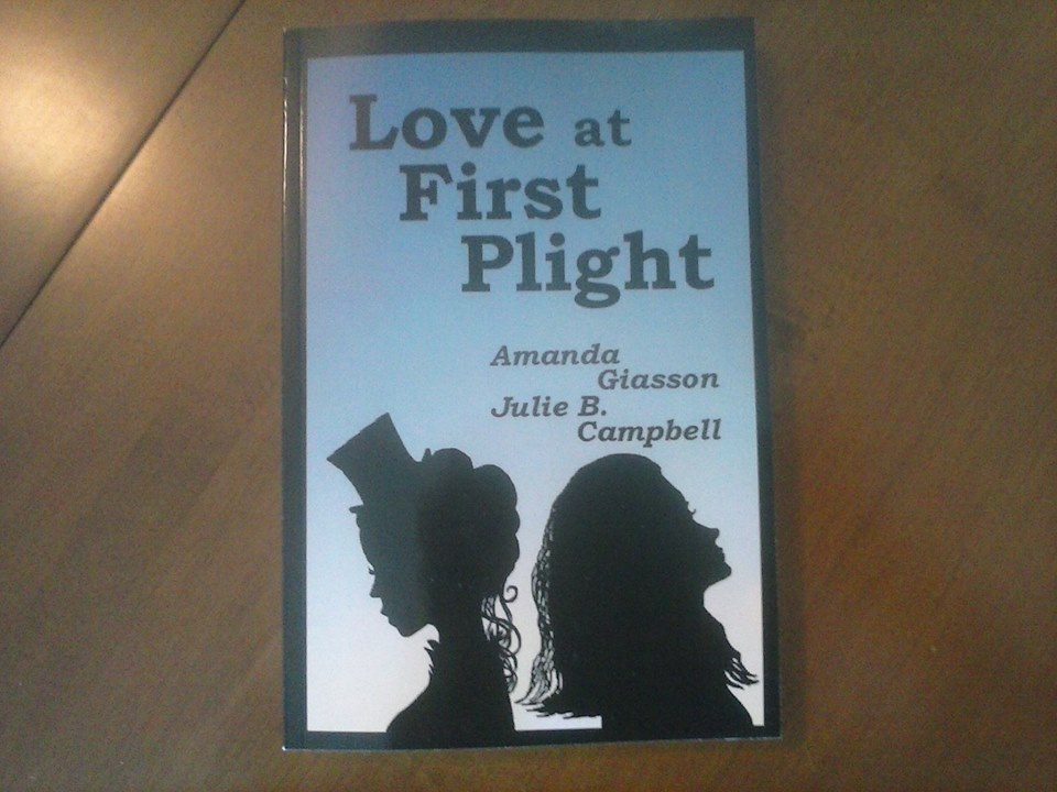 Love at First Plight Print Book