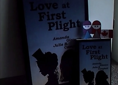 Love at First Plight available at Amazon.ca