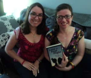 Guest Authors Amanda Giasson and Julie B Campbell - Book Club - August 18 2015