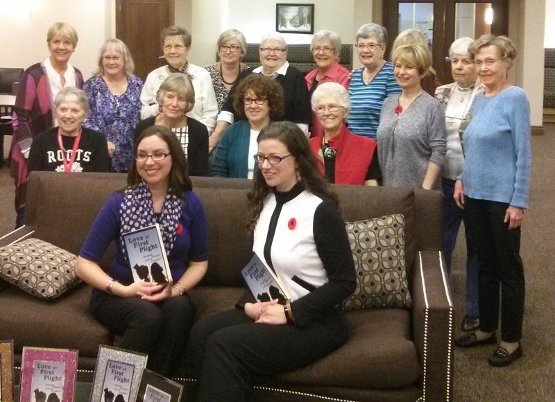 Nautica Book Club - Nov 11, 2011