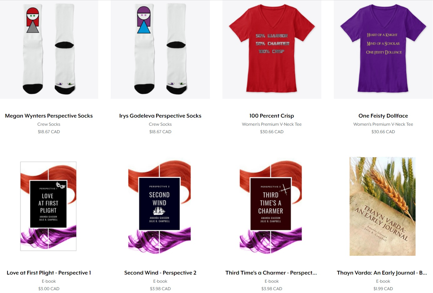 Perspective Book Series Ebooks and Merchandise