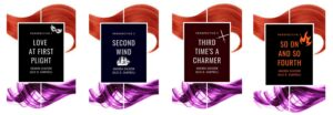 Perspective Series Books - Book Covers 1, 2, 3, and 4-