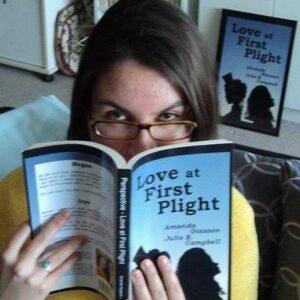 Amanda Giasson - Perspective Series Book Club