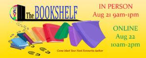 The Bookshelf Book Fair Ontario