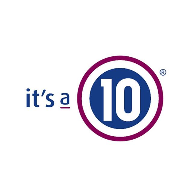 its a 10