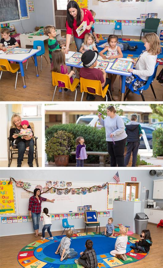 Catalyst Kids teaching