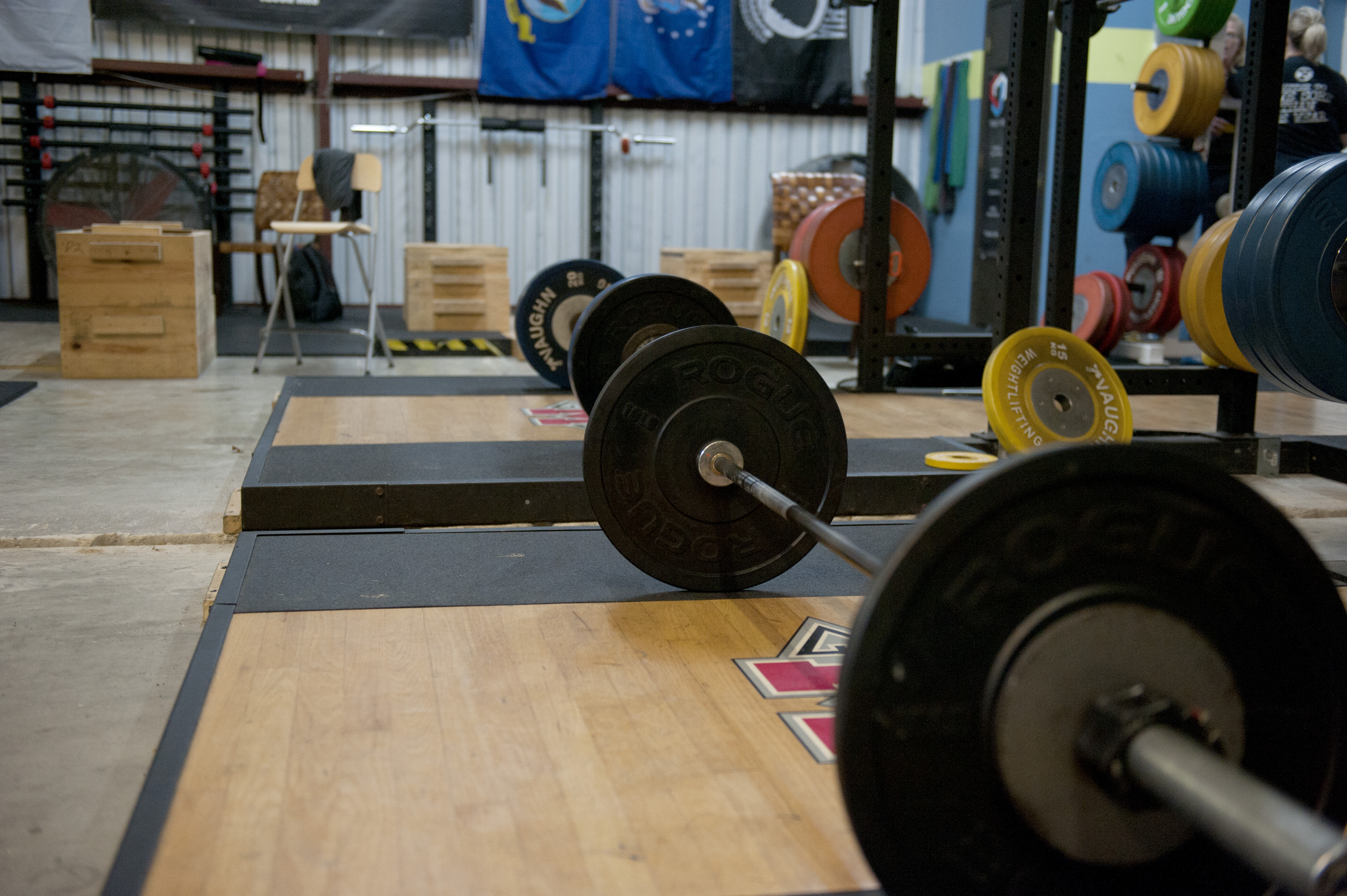 Stimulus and Sport Specific