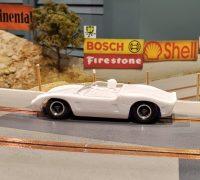 Ferrari 246 SP Unpainted