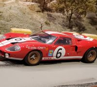 REDUCED Fly Classic Ford GT40 #6