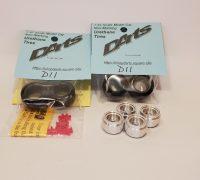 "BWA 380"" Wheels, DArt D11 tires & Minilite Inserts (Set of 4) $20"