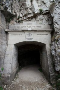 La Grande Guerra-Italiainpiega-Strada delle 52 Gallerie