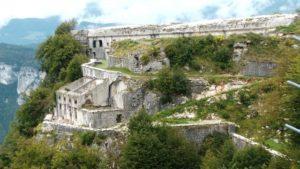 La Grande Guerra-Italiainpiega-Forte Punta Corbin