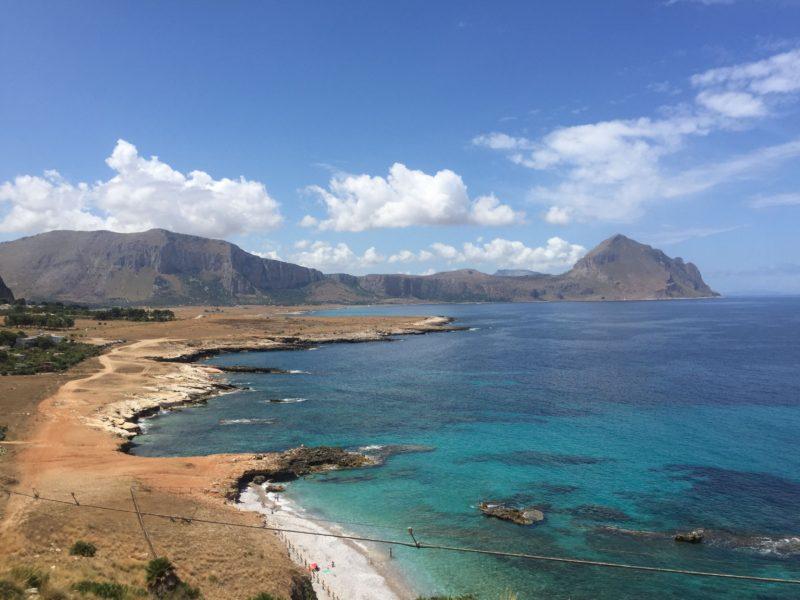 italiainpiega-pieghe meravigliose-itinerari moto sud isole italia-sicilia occidentale-baia margherita