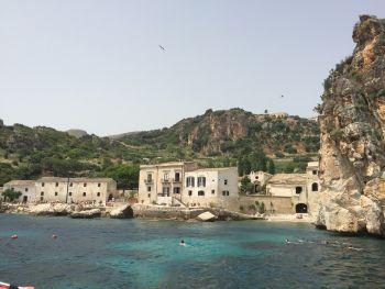 italiainpiega-pieghe meravigliose-itinerari moto sud isole italia-sicilia occidentale-zingaro tonnara