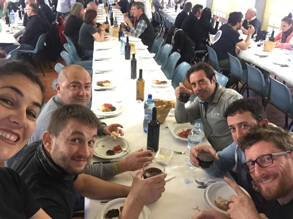 italiainpiega-evento-polvere e gloria-eroici in moto 2017-gaiole in chianti-cena sabato