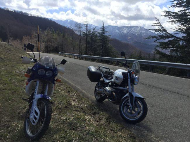 italiainpiega-pieghe meravigliose-itinerari moto centro italia-passo del muraglione-valico dei tre faggi