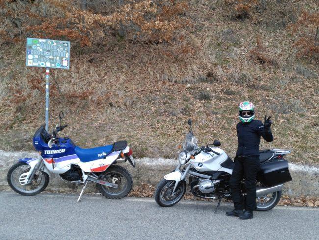 italiainpiega-pieghe meravigliose-itinerari moto centro italia-passo del muraglione-valico croce ai mori