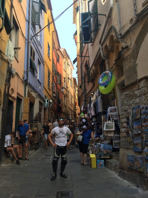 italiainpiega-pieghe meravigliose-itinerari moto nord italia-le cinque terre-portovenere 2