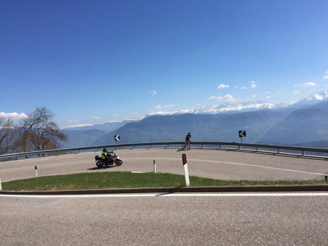italiainpiega-pieghe meravigliose-itinerari moto nord italia-val di non-passo della mendola 1