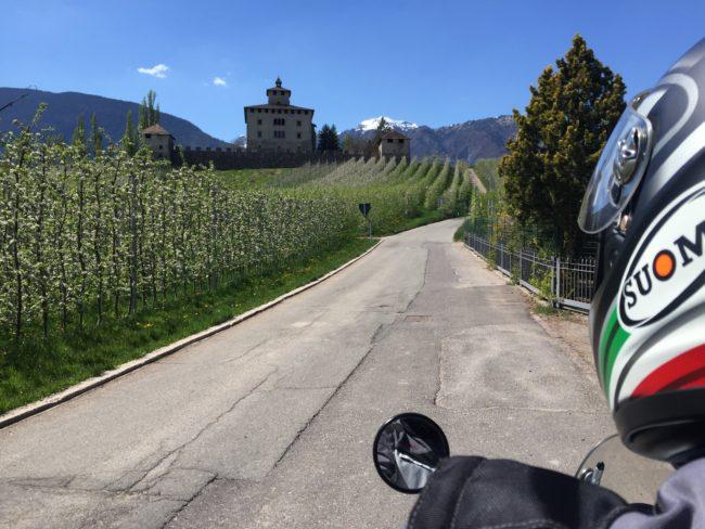 italiainpiega-pieghe meravigliose-itinerari moto nord italia-val di non 2