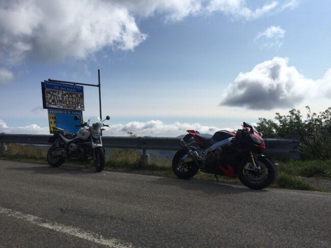 italiainpiega-pieghe meravigliose-itinerari moto nord italia-passo del tomarlo 1