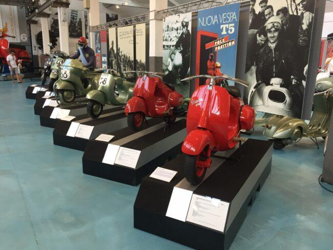 italiainpiega-motoenonsolomoto-museo piaggio-vespa