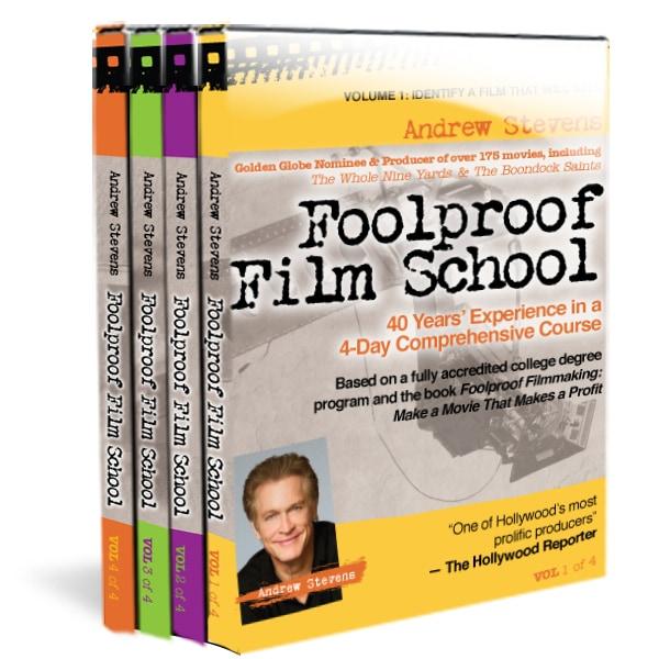 FoolProof Film School DVD Series